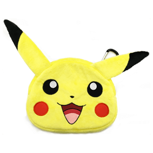 Funda de Felpa Pikachu 3DS-New3DS