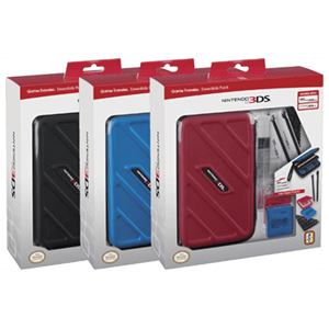 Game Traveller Pack 3DSEP05 New3DSXL -Licencia Oficial-