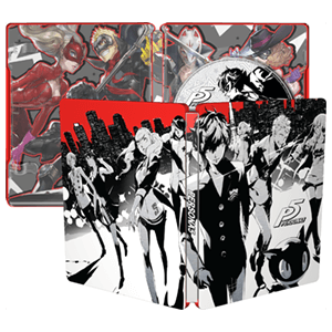Persona 5 Day One Edition