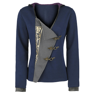 Sudadera Dishonored 2 Emily Empress Talla XL