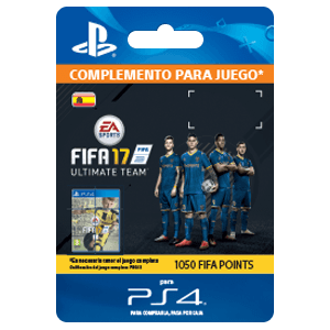 1050 FIFA 17 Points Pack PS4