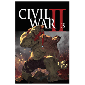 Civil War II nº 3