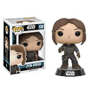 Figura Pop Star Wars Rogue One: Jyn Erso