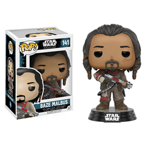 Figura Pop Star Wars Rogue One: Baze Malbus