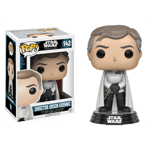 Figura Pop Star Wars Rogue One: Director Orson Krennic