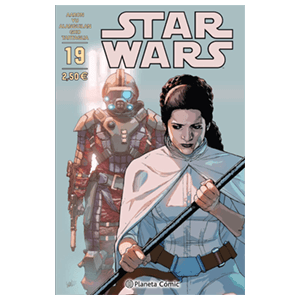 Comic Star Wars nº 19