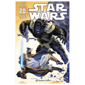Comic Star Wars nº 20