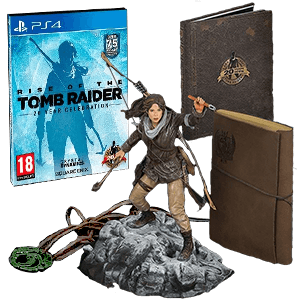 Rise of the Tomb Raider: 20 Aniversario Edición Coleccionista