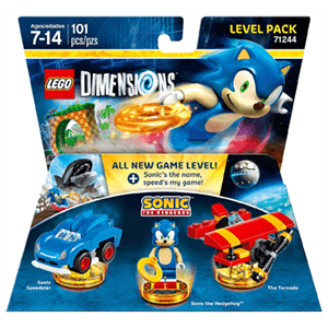 LEGO Dimensions Level Pack: Sonic
