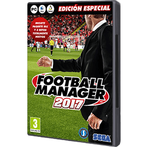 Football Manager 2017 Edición Limitada