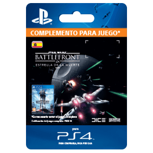 Star Wars Battlefront Death Star PS4