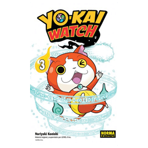 Yo-Kai Watch nº 3
