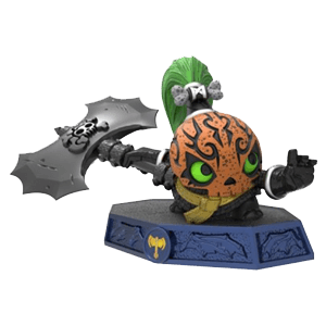 Figura Skylanders Imaginators Sensei Candy-Coated Halloween Chopscotch