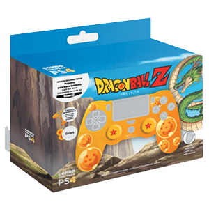 Kit 5 Accesorios mando PS4 Dragon Ball Z