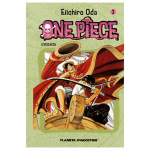 One Piece nº 3