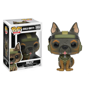 Figura Pop Call of Duty: Riley