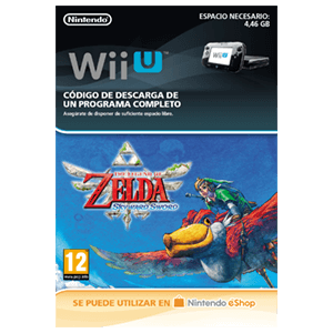 The Legend of Zelda Skyward Sword - Wii U