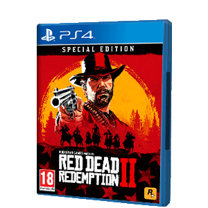 Red Dead Redemption II Ed Especial PS4