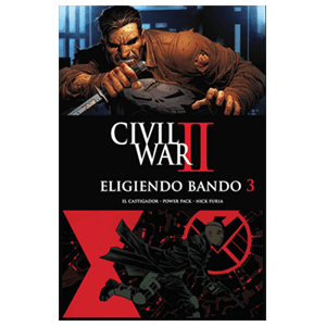 Civil War II: Eligiendo Bando nº 3