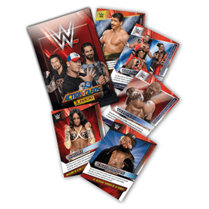 Sobre Action Cards WWE 2