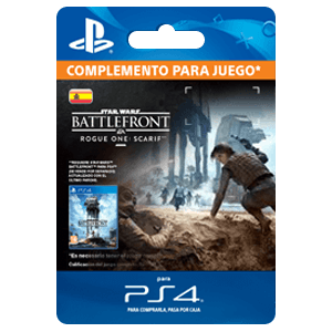 Star Wars Battlefront Rogue One: Scarif PS4