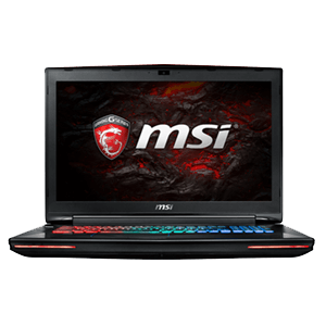 MSI GT72VR 7RE-461XES - i7-7700 - GTX 1070 - 16GB - 1TB HDD + 256GB SSD - 17.3'' - FreeDOS - Dominator Pro