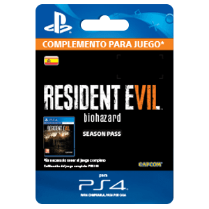Resident Evil 7 Season Pass PS4