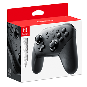 Nintendo Switch Pro-Controller + cable USB