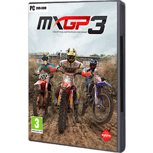 MXGP3- The Official Motocross Videogame