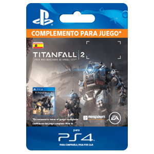 Titanfall 2: Angel City's Most Wanted Bundle PS4