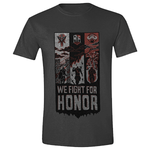 Camiseta For Honor: We Fight for Honor Talla M