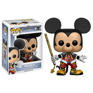 Figura Pop Kingdom Hearts: Mickey