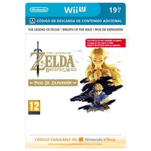 Zelda: Breath of the Wild Expansion Pass - Wii U