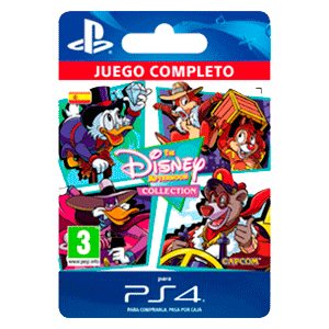 The Disney Afternoon Collection PS4