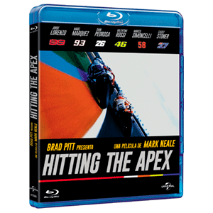 Blu-ray Hitting the Apex