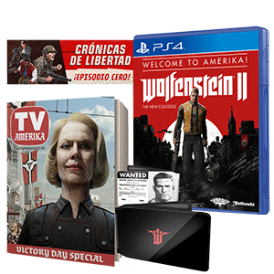 Wolfenstein II: The New Colossus Welcome to Amerika!