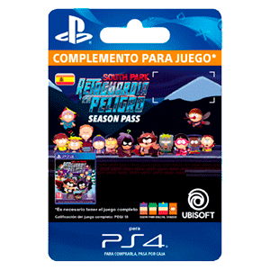 South Park: The Fractured but Whole - SEASON PASS PS4