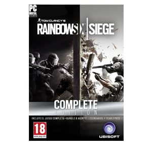 Tom Clancy's Rainbow Six Siege - Complete Edition