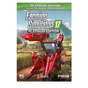 Farming Simulator 17 Platinum Windows