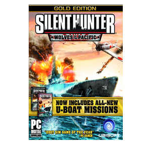 Silent Hunter IV: Wolves of the Pacific - Gold Edition