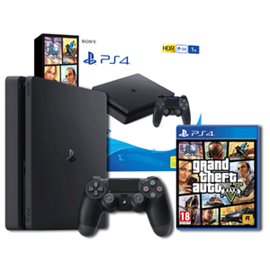 playstation 4 slim 1tb gta v playstation 4 gamees