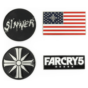 Set de Imanes Far Cry 5