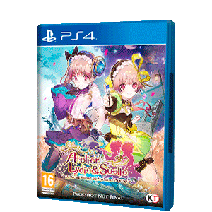 Atelier Lydie & Suelle - The Alchemists and the Mysterious Paintings