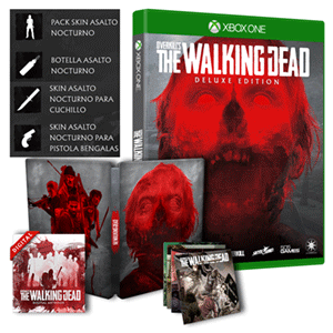 Overkill´s The Walking Dead Deluxe Edition