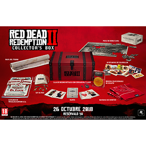 Red Dead Redemption II Collector Box