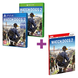 Watch Dogs 2 + Guía Oficial Watch Dogs 2