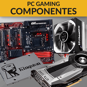 Black Friday PC Gaming Componentes en GAME