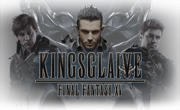 EDICIÓN EXCLUSIVA – FINAL FANTASY: KINGSGLAIVE