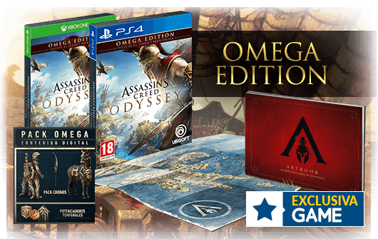 ASSASSIN'S CREED ODYSSEY – OMEGA EDITION