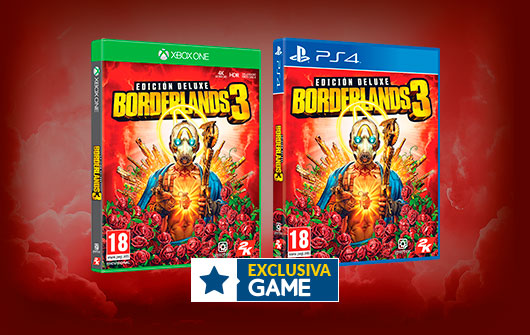 BORDERLANDS 3 – EDICIÓN DELUXE